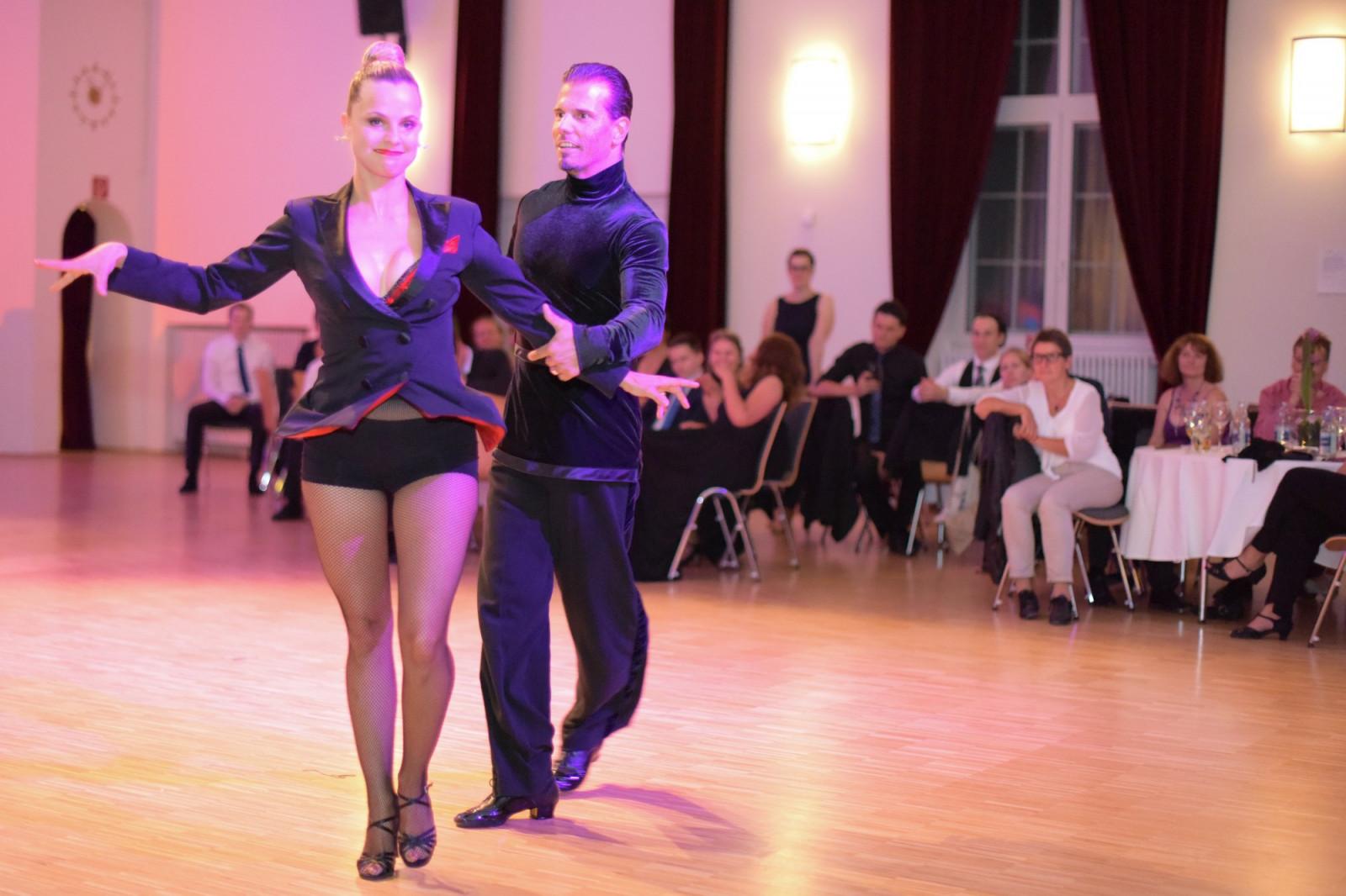 Galaball mit Sarah Latton & Stefan Erdmann 2017 | Tanzstudio